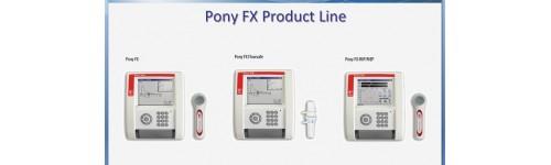Spirometru Pony FX