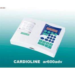 ECG Cardioline ar600adv
